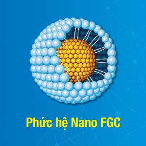 Phức hệ Nano FGC cho bệnh nhân Ung bướu