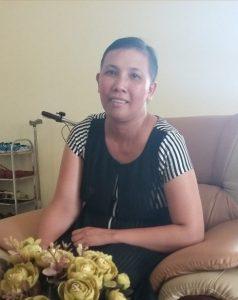 Người phụ nữ truyền nghị lực sống cho bệnh nhân ung thư