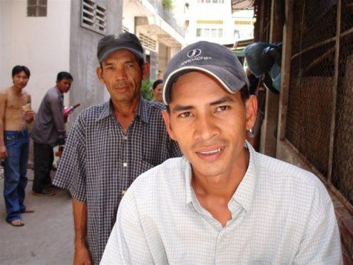 Bệnh nhân Huỳnh Văn Toàn – 38 tuổi – Nam Định (Hình ảnh trước khi anh bị bệnh)