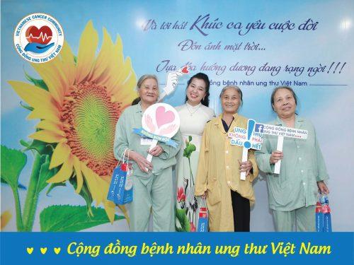 Thành lập cộng đồng bệnh nhân ung thu Việt Nam