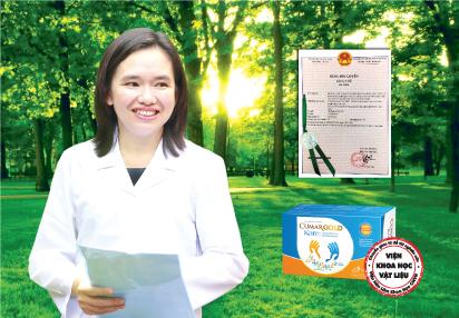 Chân dung nữ Tiến sĩ Nano với công trình nghiên cứu hỗ trợ ung bướu đầu tiên tại VN được cấp Bằng độc quyền sáng chế